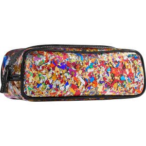 SEPHORA Let's Disco Confetti Travel Bag