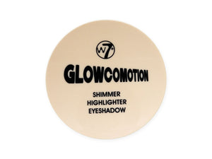 Glowcomotion Highlighter by W7 closed - lid