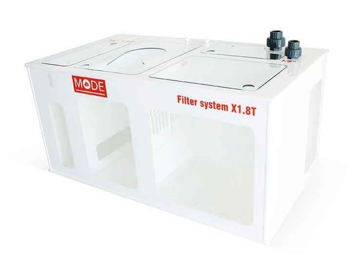 Mode Aquariums 1.8 Reef Sumps Refugium 100-150 Gallons