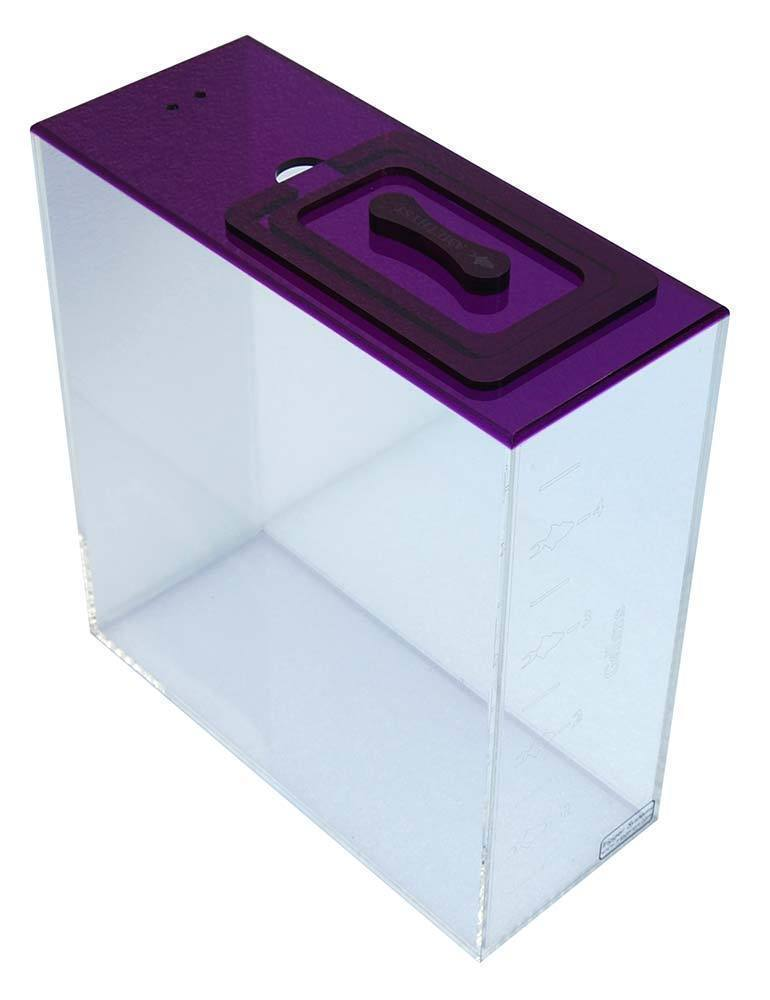 ATO Reservoir - Trigger Systems Amethyst Purple ATO Reservoir 5 Gallon