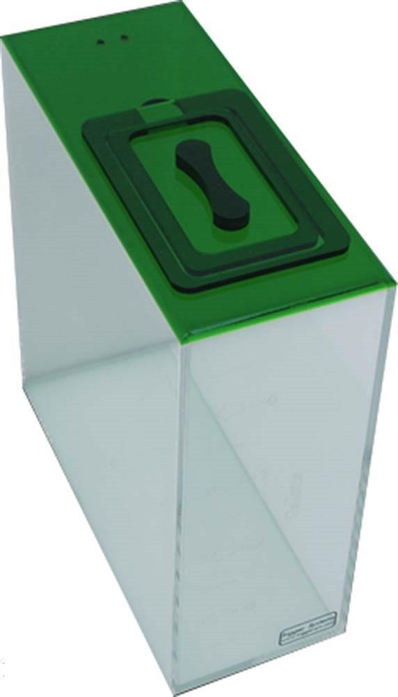Trigger Systems Emerald Green ATO Reservoir 5 Gallon - BLEMISH SALE!!!!