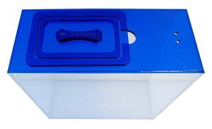 ATO Reservoir - Trigger Systems Sapphire Blue ATO Reservoir 5 Gallon