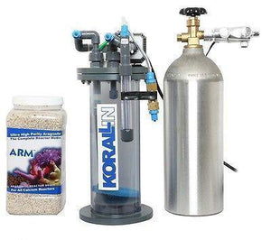 Calcium Reactor - Korallin C1502 Calcium Reactor Pkg 2 Up To 400 Gallons