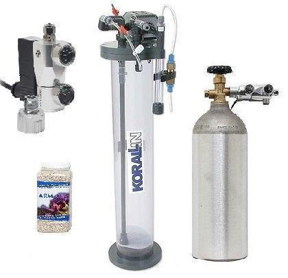 Calcium Reactor - Korallin C3002 Calcium Reactor Pkg 2 Up To 800 Gallons