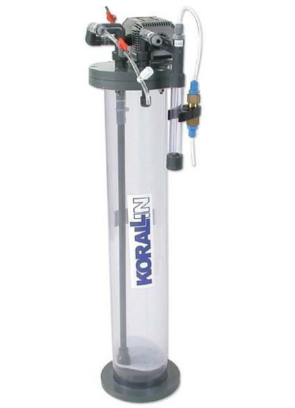 Calcium Reactor - Korallin C3002 Calcium Reactor W/Eheim Pump Up To 800 Gallons