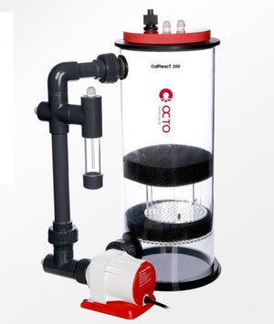 Calcium Reactor - Reef Octopus VarioS CR200 9 Inch Calcium Reactor Single Chamber Up To 500 Gallons
