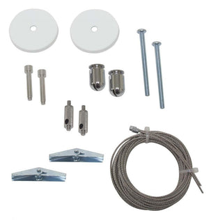 LED Lighting - Aqua Illumination Single Module LED Lighting Hanging Kits