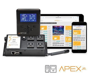 Monitors & Controllers - Apex Jr. Controller W/ Temperature Probe