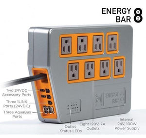 Monitors & Controllers - Neptune Systems Energy Bar 832 Premium