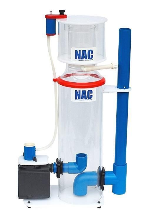 Protein Skimmer - Bubble Magus NAC5 Protein Skimmer Up To 135 Gallons