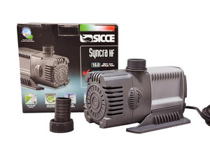 Pumps And Wavewakers - Sicce Syncra HF 12.0 Pump (3200 GPH)