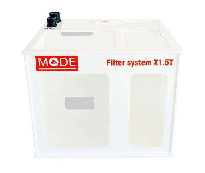 Mode Aquariums 1.5 Reef Sumps Refugium 40-80 Gallons