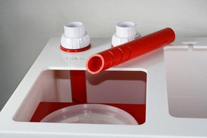 Refugiums And Sumps - BioTek Marine Tek Edition 36 - Red White