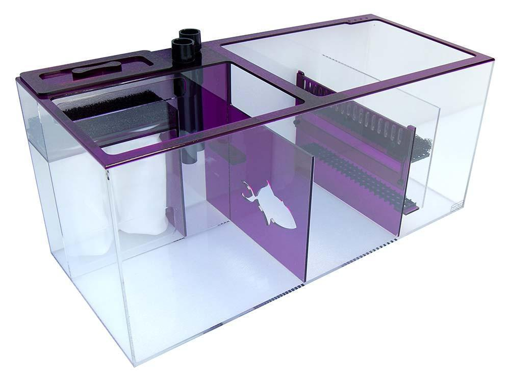 Refugiums And Sumps - Trigger Systems Amethyst Purple 34""