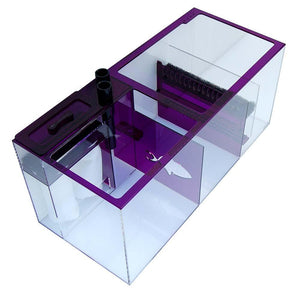 "Refugiums And Sumps - Trigger Systems Amethyst Purple 34"" - BLEMISH SALE!!!"