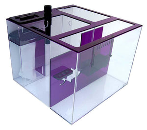 Refugiums And Sumps - Trigger Systems Amethyst Purple Cube 20""