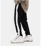 GUSTOVA TRACES BTW URBAN STYLE CASUAL SWEATPANTS - boopdo
