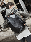 ARTIST WALK ON TREND MULTI PURPOSE PU LEATHER BACKPACK