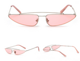 OPTIMERA HIPSTER OPTICO CAT EYE FRAME SUNGLASSES - boopdo
