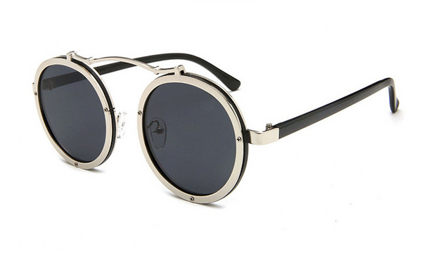 OPTIMERA AVANT GARDE GALORE OVAL SUNGLASSES - boopdo