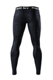 MUSCLE AESTHETIC FITNESS TRAINING ELASTIC COMPRESSION TIGHTS - boopdo