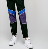 BOOPDO EXCLUSIVE TRACKSUIT IN PURPLE BLUE STRIPE  8831902013 - boopdo