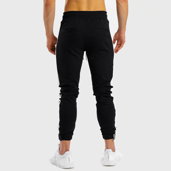 MUSCLE WOLF KING RANGER GYM MENSWEAR FITNESS TRAINING SLIM PANTS - boopdo