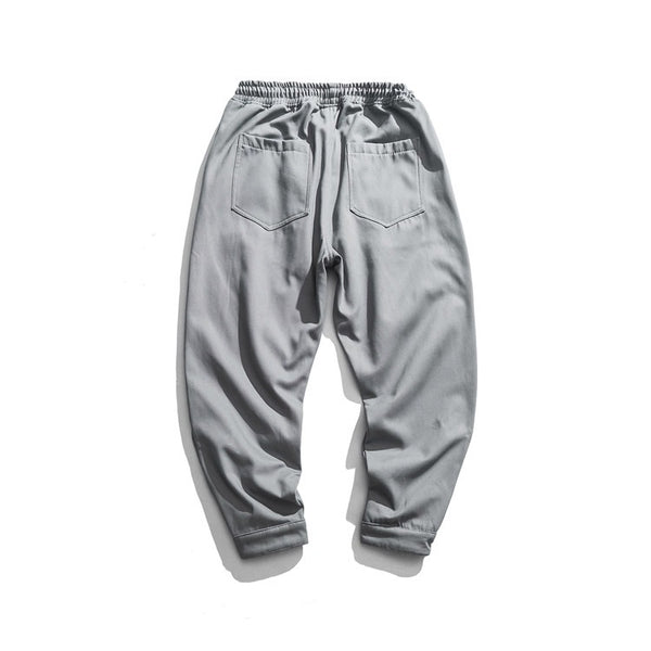 ORDERLINESS HARLAN CASUAL TRACK PANTS - boopdo