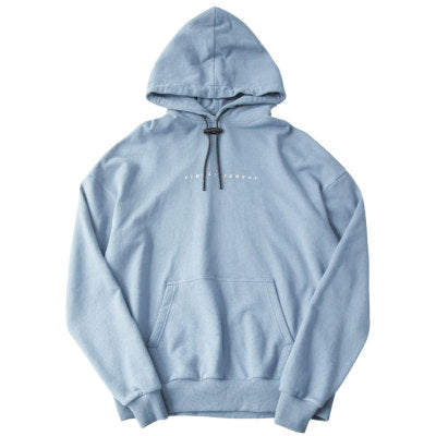 BORN TOWIN LOGO PATCH BOX CASUAL UNISEX HOODIE SWEATSHIRTS - boopdo