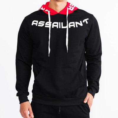 ASSAILANT OUIJA TRAINING COACH HOODIE PULLOVER