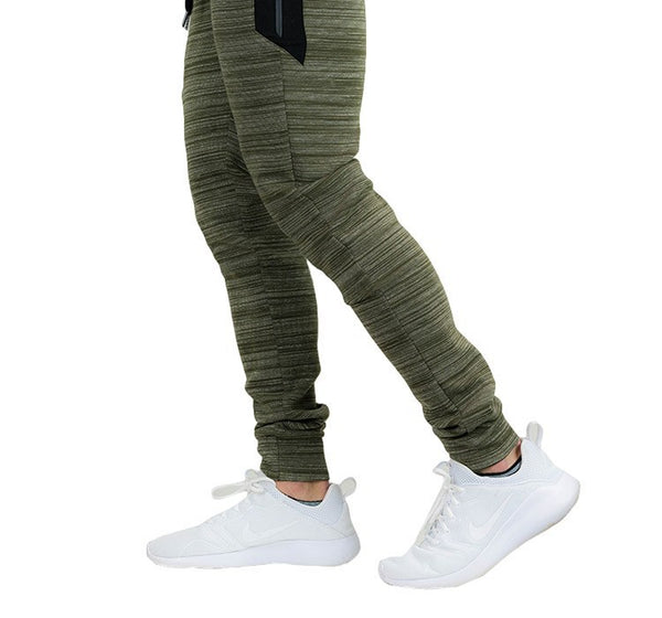 MUSCLE MIRA FITNESS TRAINING SLIM SWEATPANTS - boopdo