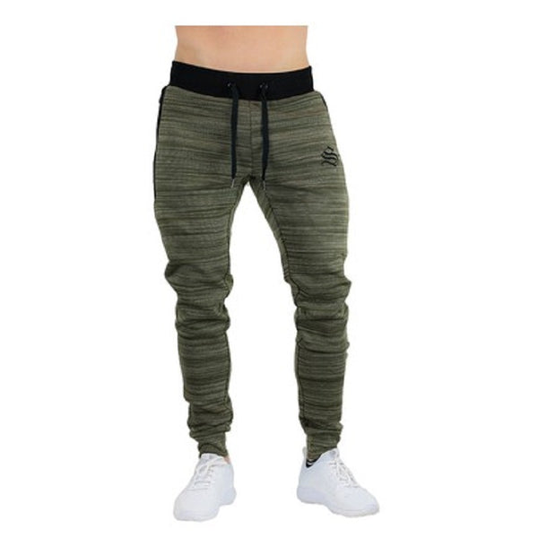 MUSCLE MIRA FITNESS TRAINING SLIM SWEATPANTS