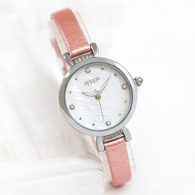 JULIUS NIGELIO GLOSSY SURFACE WOMENS WATCHES - boopdo