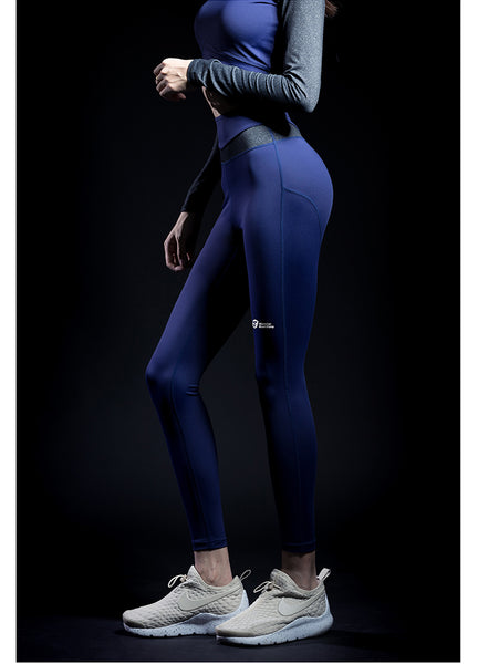 MONSTER GUARDIANS MESH WAIST DETAIL TRAINING LEGGINGS - boopdo