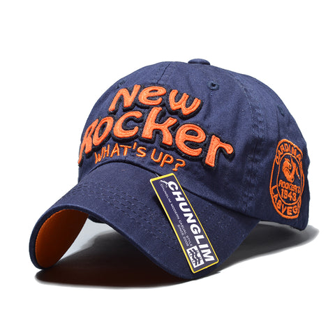 CHUNGLIM NEW YORKER WHATS UP ROCKERS CURVED CAPS