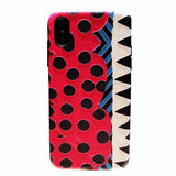 BOOPDO DESIGN ILLUSTRATOR ANTI FALL APPLE IPHONE COVERS IN MULTI COLOR - boopdo
