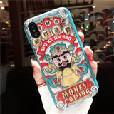 BOOPDO DESIGN WEN NENG ZHAO CAI MONEY COMING APPLE IPHONE CASES CHINESE NEW YEAR
