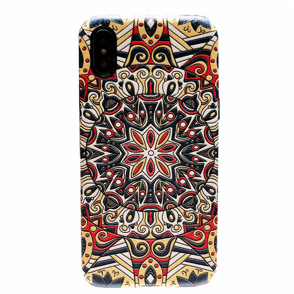 BOOPDO DESIGN CUSTOM MADE SILK EMBOSSED APPLE IPHONE CASES - boopdo