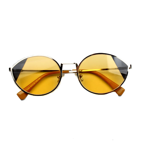 BOOPDO DESIGN OCCASION CAT EYE FRAME SUNGLASSES