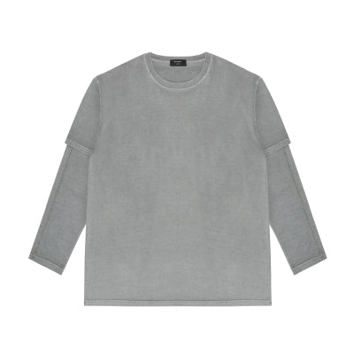 GUSTOVA TRACES BTW TWO PIECE CREW NECK SWEATSHIRTS - boopdo