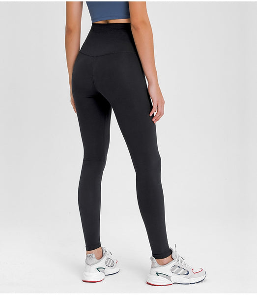 PARISA LISSA SHINE AND FINTESS HIGH WAIST YOGA LEGGINGS - boopdo