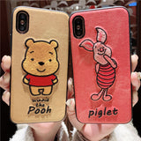 BOOP PIGLEX STEREO CARTOON APPLE IPHONE COVERS - boopdo