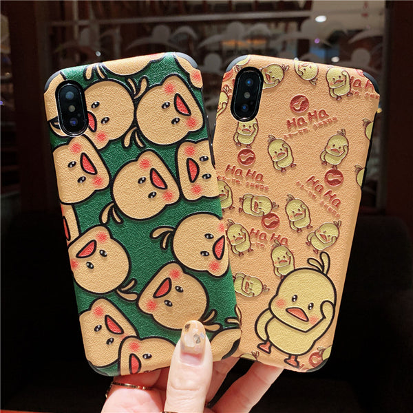 baby duck phone case