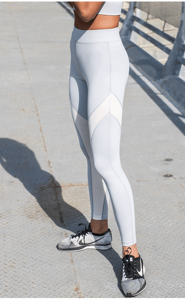 LANIKAR CONTRAST PANEL LEGGINGS