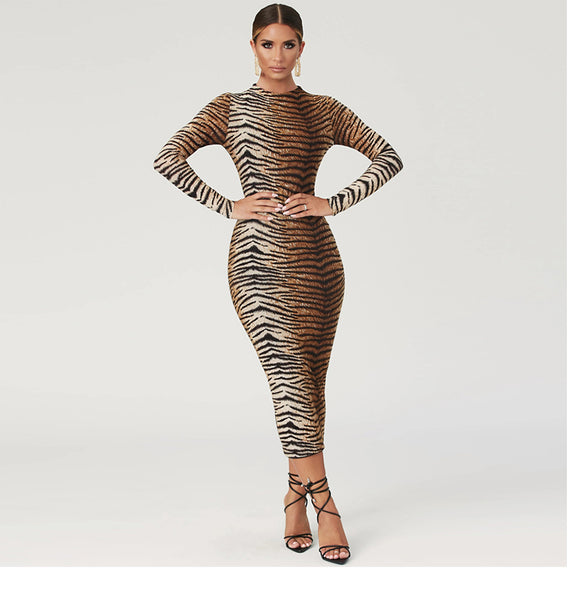 Leopard Night Dress