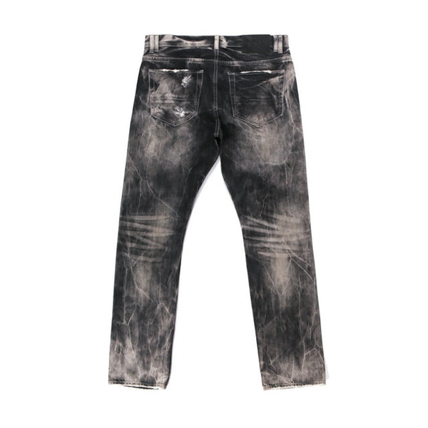 Denimo Kerry Old School Denim Jean Pants In Gray