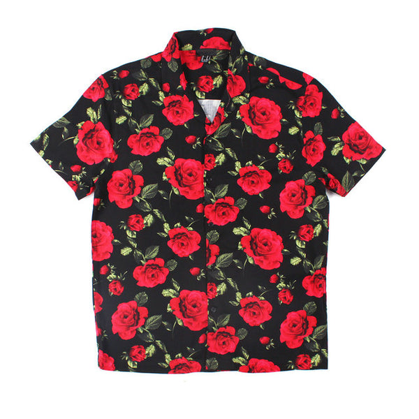 STAPLEX TOKYO NIGHTS LEON AND HAWAII FLOWER PRINT SHIRTS IN MULTI COLOR - boopdo