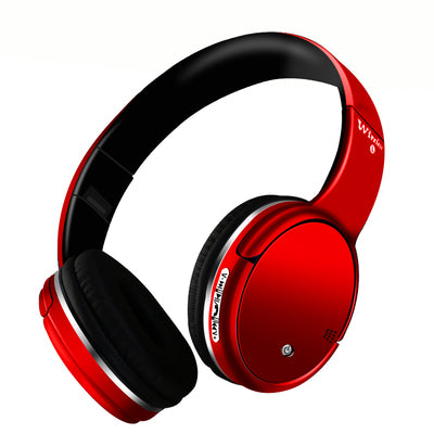 IP5X SUB WOOFER BLUETOOTH WIRELESS STEREO HEADPHONES - boopdo