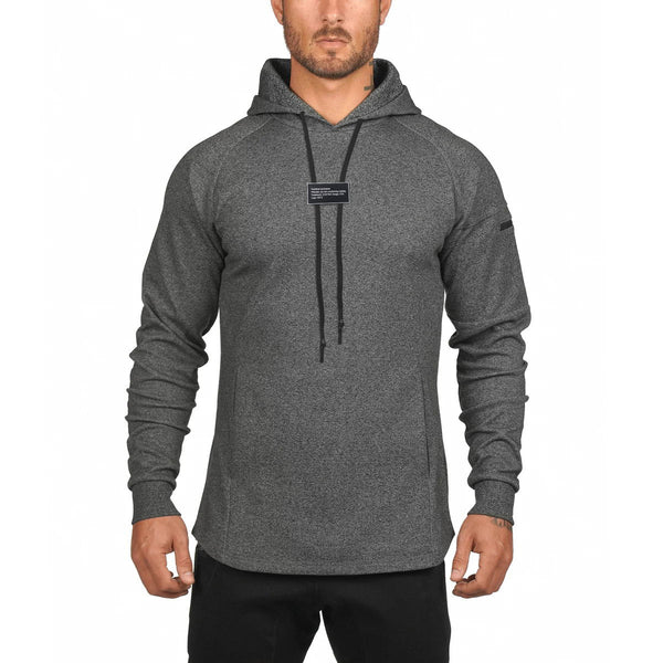 MUSCLE KING RANGER FITNESS TRAINING HOODIE SWEATSHIRT - boopdo