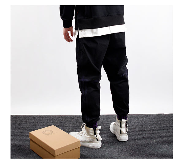 ZAZU SANDY URBAN TEXAS STYLE JOGGER PANTS